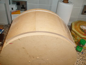 Building An Acrylic Drum